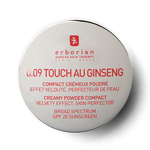 0.09 Ginseng Powder Compact Clair