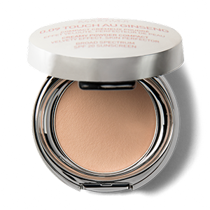 0.09 Ginseng Powder Compact Golden/Doré