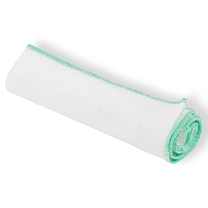 Bamboo & Cotton Fiber Exfoliating Face Cloth