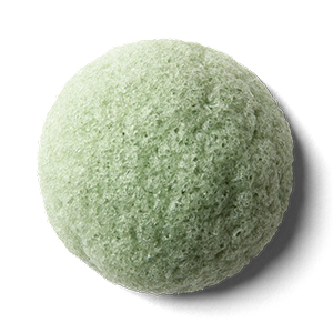 Green Tea Konjac Sponge