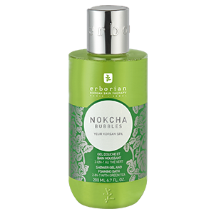 Nokcha Bubbles 2-in-1 Shower Gel