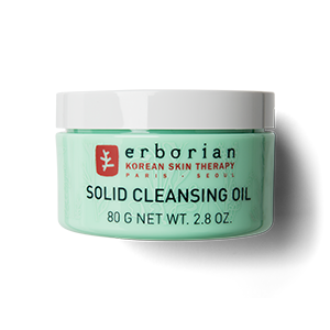 Solid Cleansing Oil 2-in-1