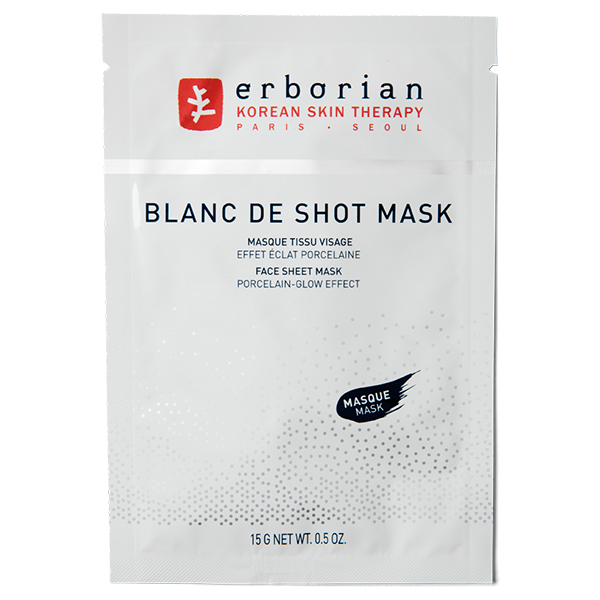 Blanc Brightening Shot Mask