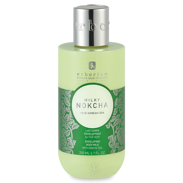 Nokcha Green Tea Body Milk