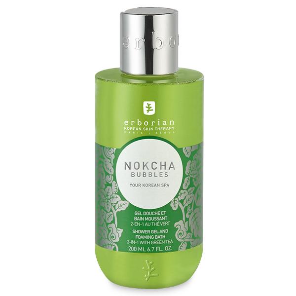 Nokcha Bubbles 2-in-1 Shower Gel