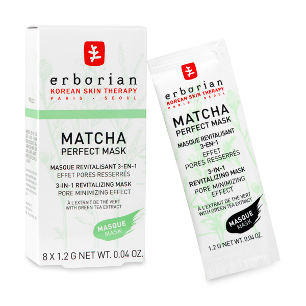 Matcha Perfect Mask With Green Tea Extract