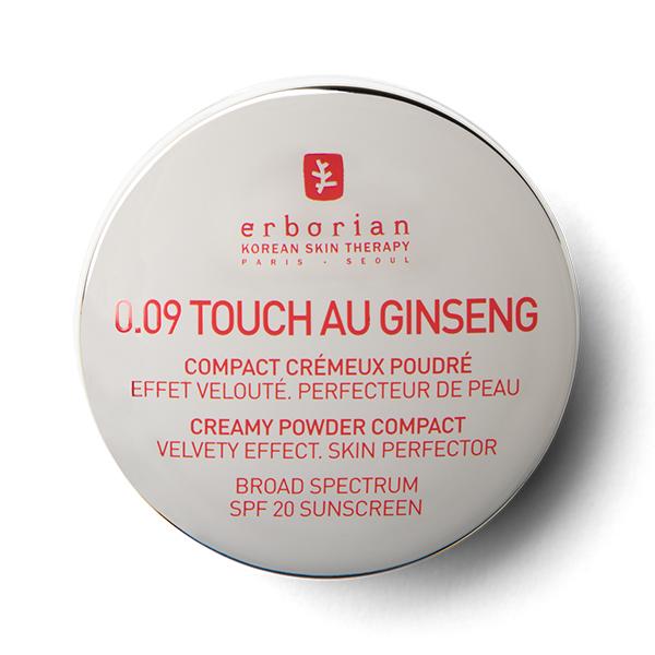 0.09 Ginseng Powder Compact Nude