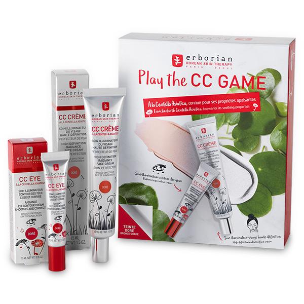 Play the CC Game Doré