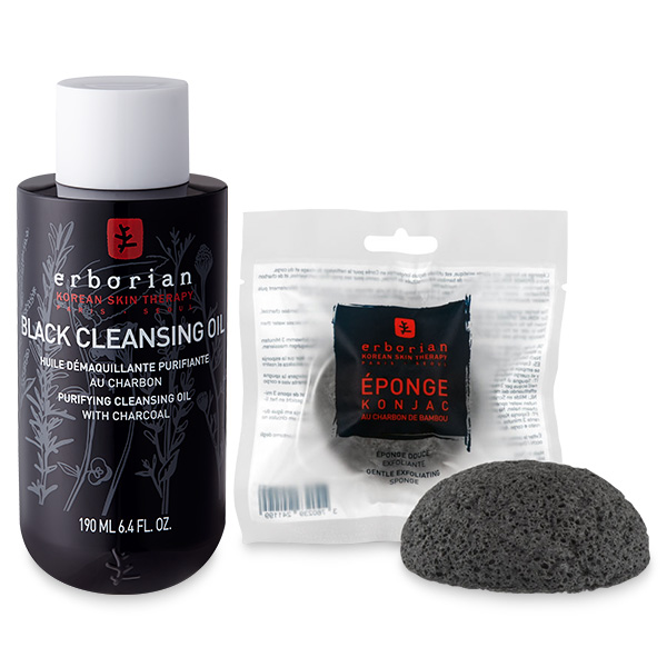Charcoal Cleansing Duo
