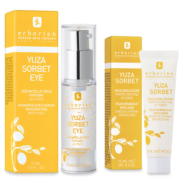 Yuza Eye and Face Energy Concentrate