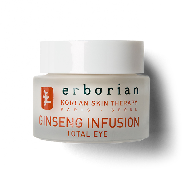 Ginseng Infusion Total Eye Treatment
