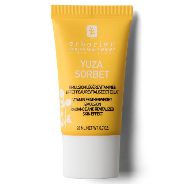 Yuza Sorbet - Radiance Day Cream