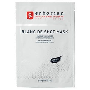 Blanc de Shot Mask