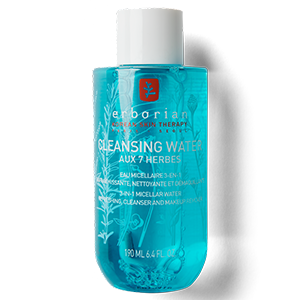 Cleansing water aux 7 herbes