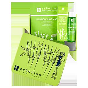 Kit Shot d'hydratation Bamboo