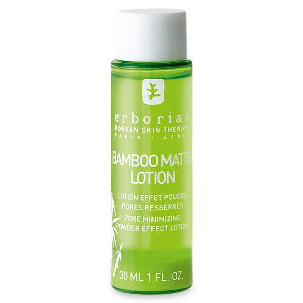 Bamboo Matte Lotion hydratante et matifiante