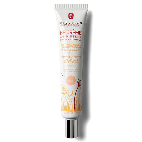BB Crème au Ginseng - Clair