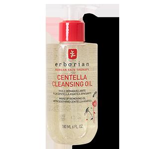 Масло для очищения лица Центелла