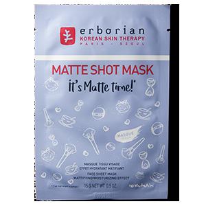 Matte тканевая маска для лица