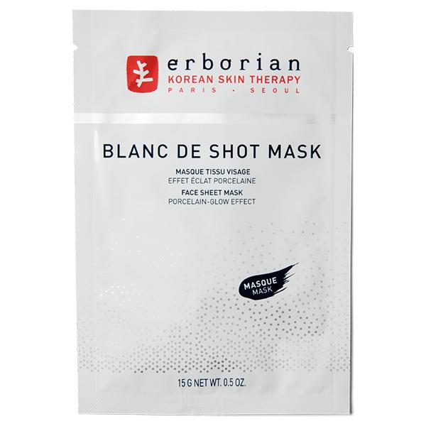 Тканевая маска для сияния кожи