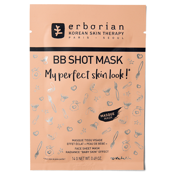 Купить BB тканевая маска, Erborian
