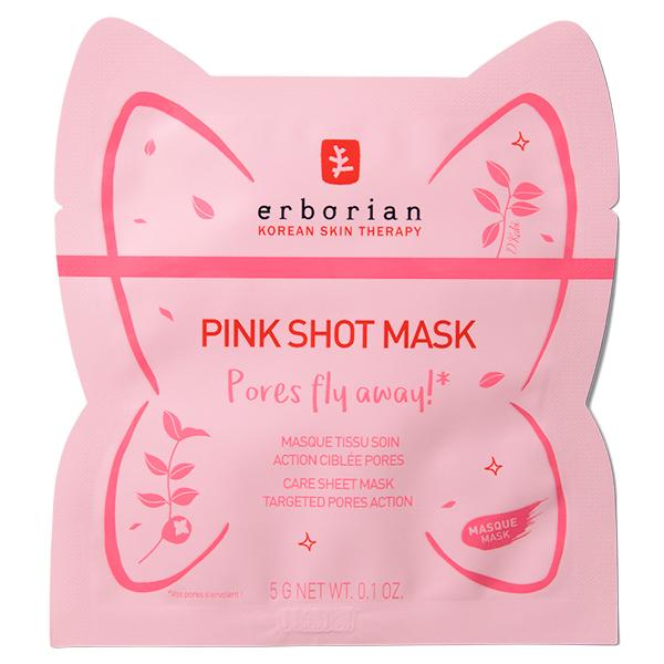 PP тканевая маска для сужения пор