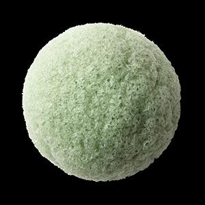 綠茶蒟蒻潔膚海綿