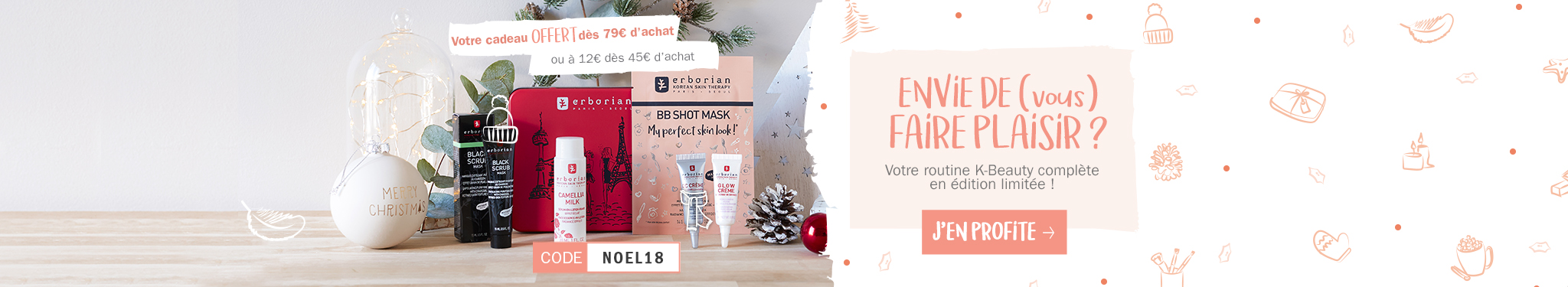 Votre box K-Beauty offerte dès 79€
