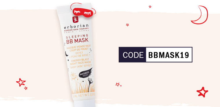 Offre BB Sleeping Mask