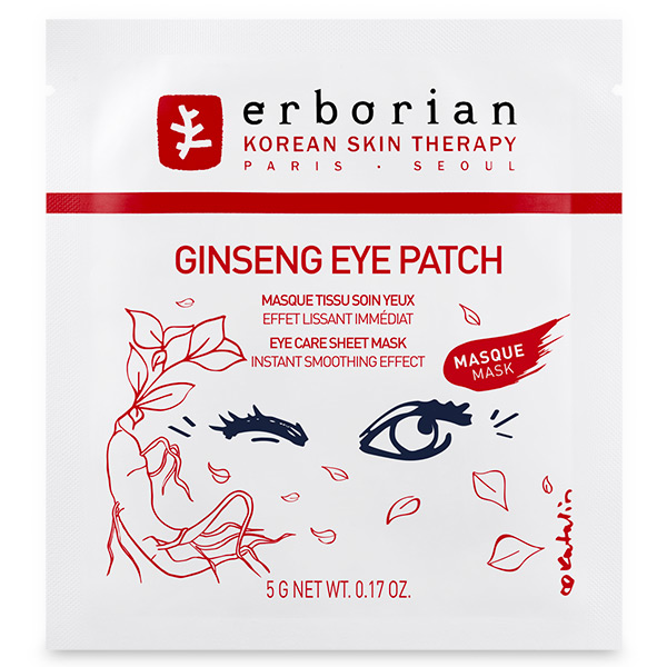 Ginseng Eye Patch