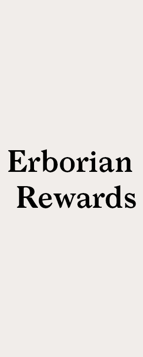 Erborian Rewards