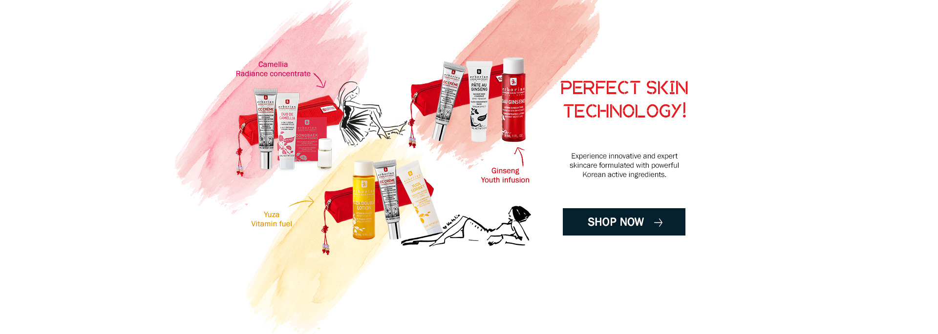 Pick your Technology Kit and discover Erborian rituals