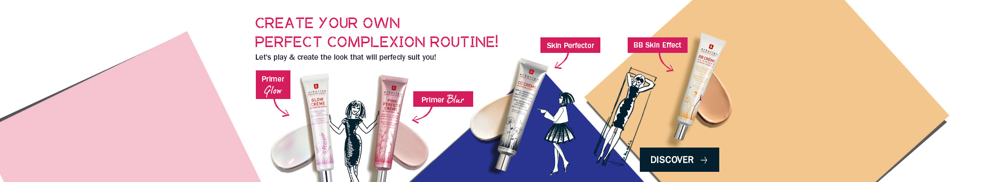 discover our Iconic routine