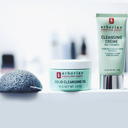 #3 KOREAN DOUBLE CLEANSING