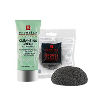 Cleansing Creme + Konjac Sponge