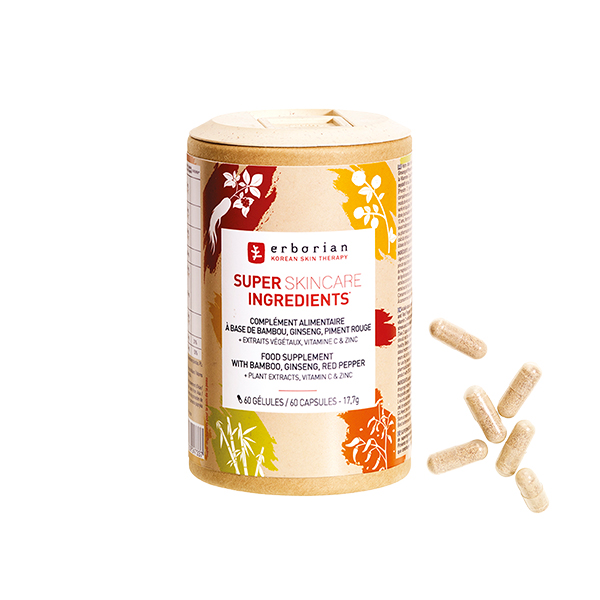 Food Supplements - 60 Capsules