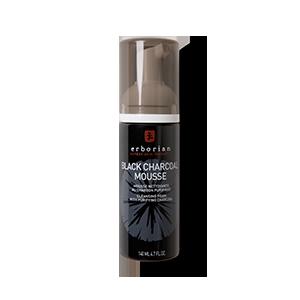 Black Charcoal Mousse
