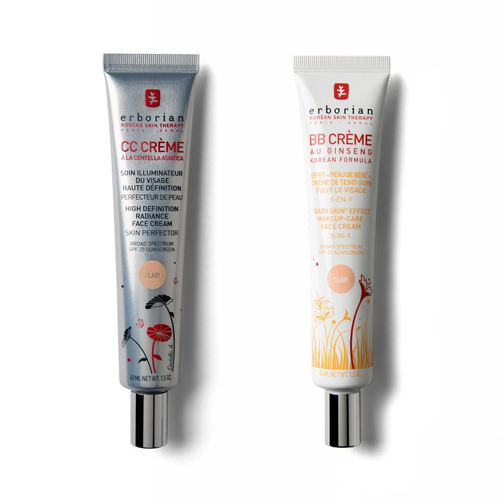 BB & CC Clair Creams Duo