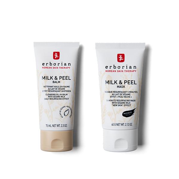 Milk & Peel Resurfacing Duo